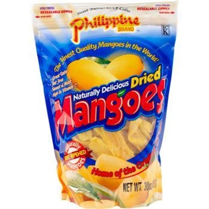 Picture of Philippine|Dried Mangoes 30 oz