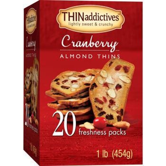 Picture of Thinadditives|Cranberry Almond Thins 16OZ
