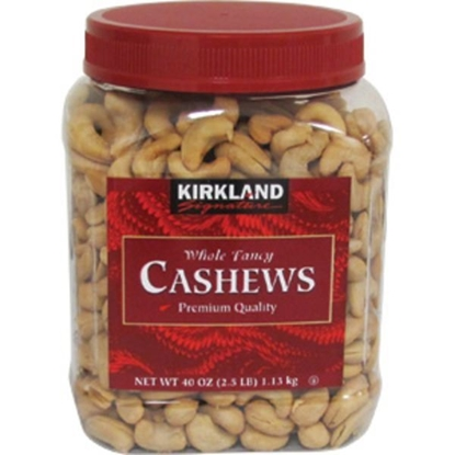 Picture of KIRKLAND SIGNATURE CASHEWS