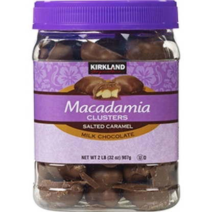 Picture of KIRKLAND SIGNATURE MACADAMIA NUTS