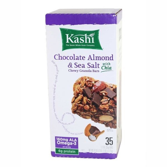 Picture of KASHI CHOCOLATE ALMOND BARS