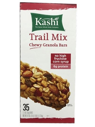 Picture of KASHI TRAIL MIX CHEWY GRANOLA BARS