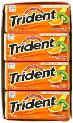 Picture of TRIDENT TROPICAL TWIST