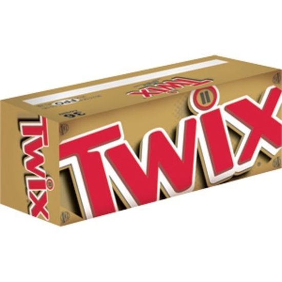 Picture of Twix Cookie Bars 36CT