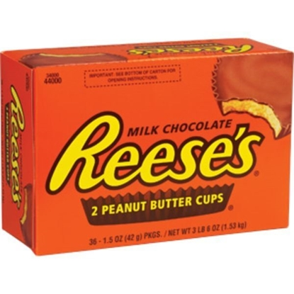 Picture of Reese's Milk Chocolate Peanut Butter Cups 36CT