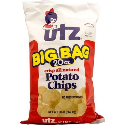 Picture of UTZ POTATO CHIPS