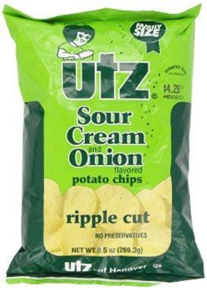 Picture of UTZ SOUP CREAM&ONION POTATO CHIPS
