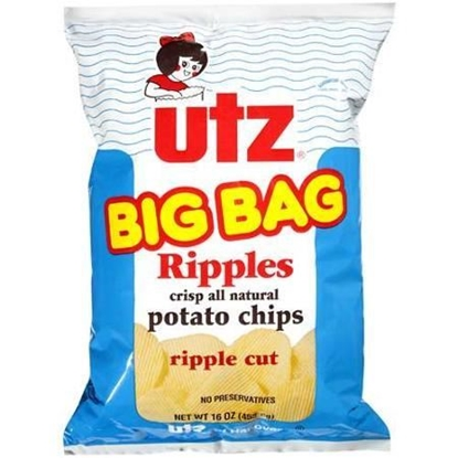 Picture of UTZ RIPPLE CHIPS