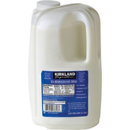 Picture of Broughton Milk, Reduced Fat, 2% Milkfat