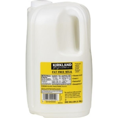 Picture of Kirkland Signature Fat Free Skim Milk
