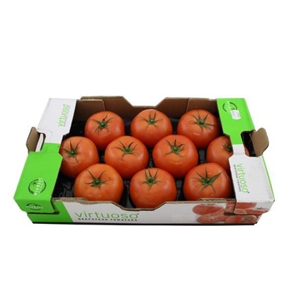 Picture of Large Box of Tomatoes
