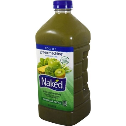 Picture of Naked Green Machine Boosted Juice Smoothie