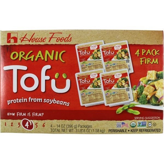 Picture of House Foods Organic Premium Firm Tofu