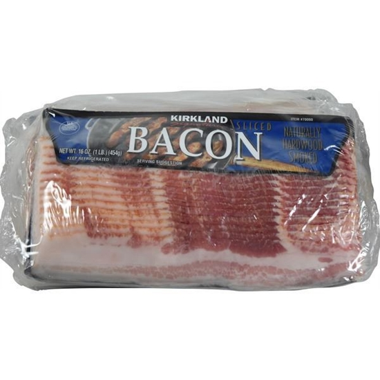 Picture of Kirkland Signature Premium Sliced Bacon