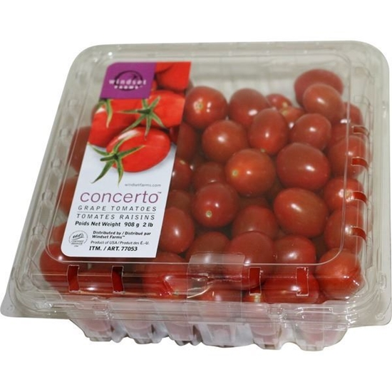 Picture of Packaged Grape Tomatoes