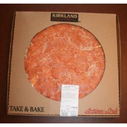 Picture of Kirkland Signature Take and Bake Pepperoni Pizza