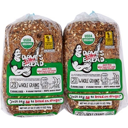 Picture of Dave's Killer Bread 21 Whole Grains Bread
