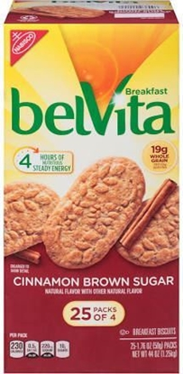 Picture of Belvita Breakfast Biscuit 25 x 4ct