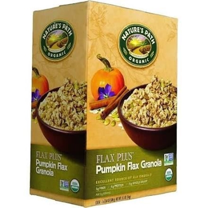 Picture of Organic Nature's Path Flax Plus Granola, 35.3-Ounces