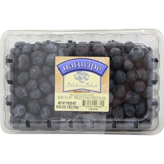 Picture of Naturipe Farms Organic Blueberries