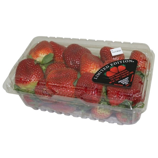 Picture of Produce Organic Strawberries 有机草莓