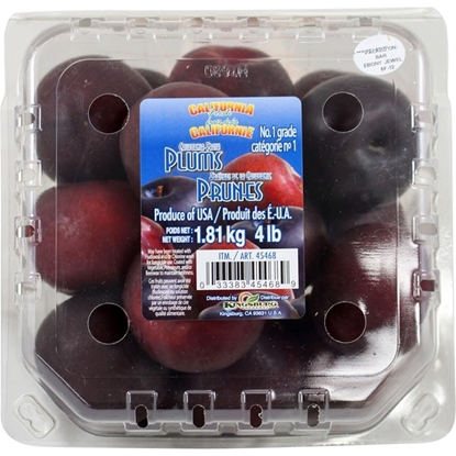 Picture of California Fresh Figs Large Plums 李子 4lb