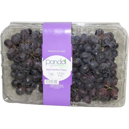 Picture of Divine Flavor Black Seedless Grapes 黑无籽葡萄