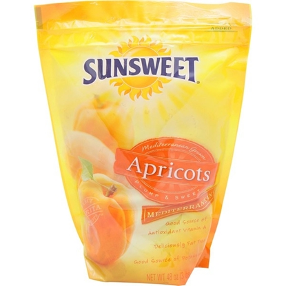 Picture of Sunsweet Mediterranean Apricots 48 oz
