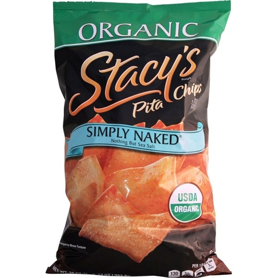 Picture of STACY'S ORGANIC PITA CHIPS 超大包