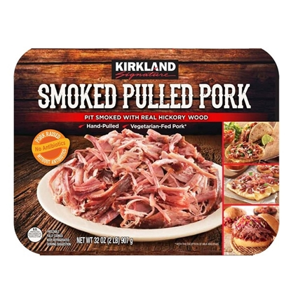 Picture of Kirkland Signature Smoked Pulled Pork 32oz