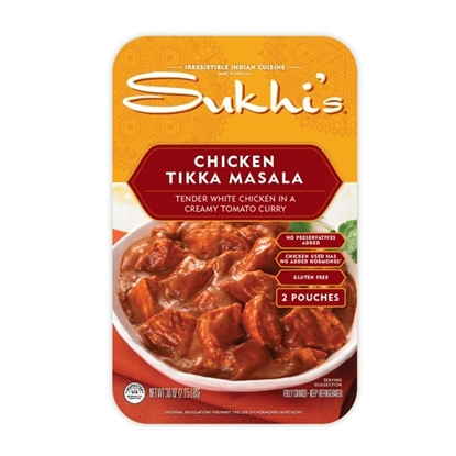 Picture of Sukhi's Chicken Tikka Masala 36 Oz (2.25lbs)