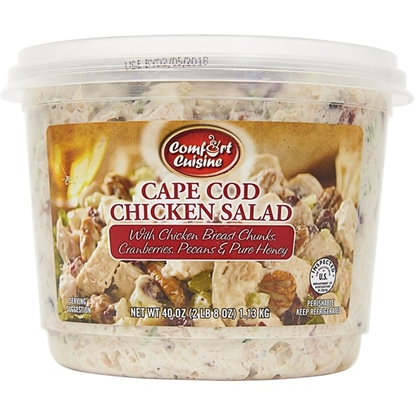 Picture of Comfort Cuisine Cape Cod Chicken Salad 40oz