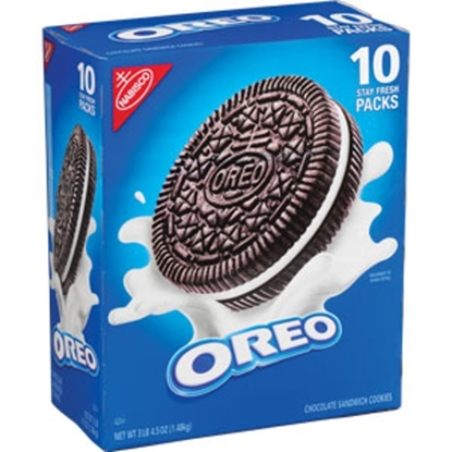 Picture of Nabisco Oreo Chocolate Club Pack Sandwich Cookies
