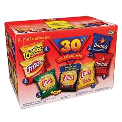 Picture of Frito Lays Variety