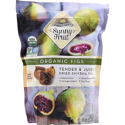 Picture of Sunny Fruit Organic Figs