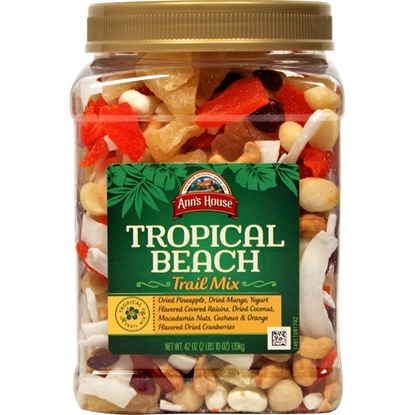 Picture of Ann's House Tropical Beach Trail Mix