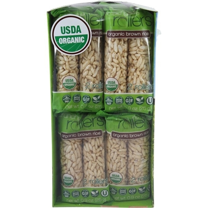 Picture of Bamboo Lane Crunchy Brown Rice Rollers (16ct)
