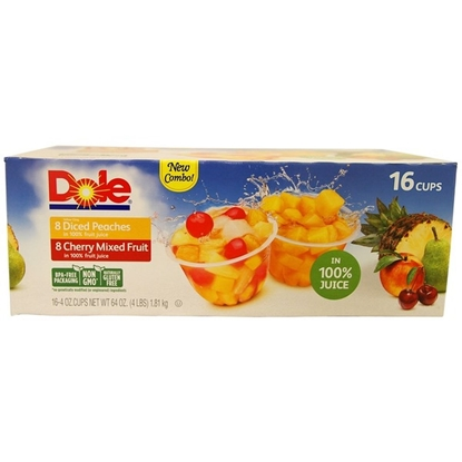 Picture of Dole Fruit Bowls (16cup)