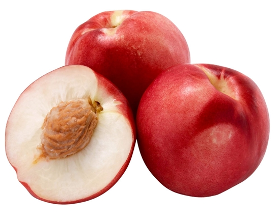 Picture of White Flesh Nectarines Premium Large 5LBS 10个装